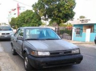Toyota Corolla 1989 Gris Como Nuevo