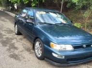 Toyota Corolla 1993 americano en optimas condiciones