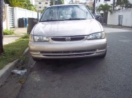 Toyota Corolla 2000 Unica Dueña Aire Full