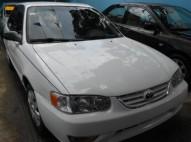 Toyota Corolla 2001