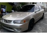 Toyota Corolla 2002