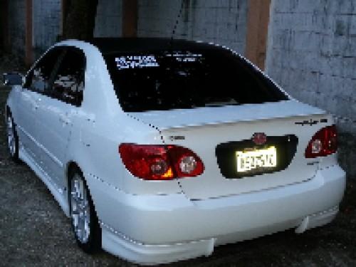 Toyota corolla 2003 en venta santo domingo 144155 for Santo domingo motors vehiculos usados