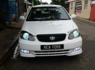 Toyota Corolla 2003 en venta