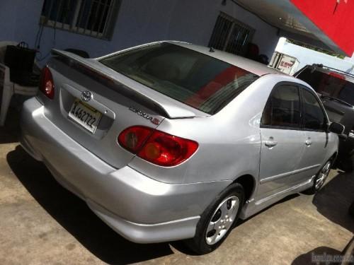 Toyota corolla 2003 super carro en venta santo domingo for Santo domingo motors vehiculos usados