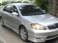 Toyota Corolla 2007 tipo S