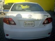 Toyota Corolla 2010 blanco lxi perfectas condiciones