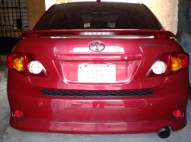 Toyota Corolla 2010 precio negociable