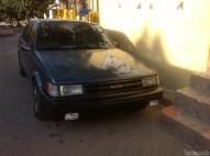 Toyota Corolla 86 en venta de gas