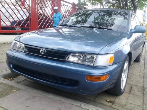Toyota Corolla 95 Americano