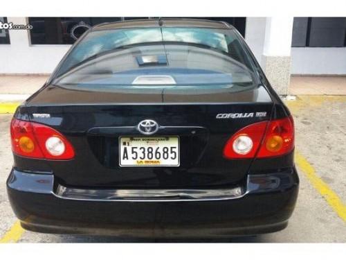 Toyota Corolla LE 2004 americano