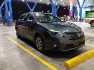 Toyota Corolla LE 2015 excelentes condiciones