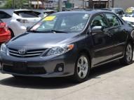 Toyota Corolla LE Limited 2013