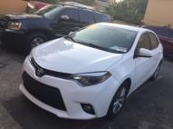 Toyota Corolla LE Limited 2014