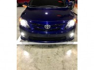 Toyota Corolla S 2011 Azul Recién Importado 11