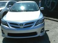 Toyota Corolla S 2011 Rec Importado