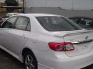 Toyota Corolla S 2011