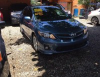 Toyota Corolla S 2013 azul