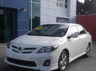 Toyota Corolla SE Limited 2013