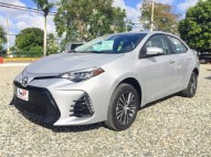 Toyota Corolla SE Limited 2017