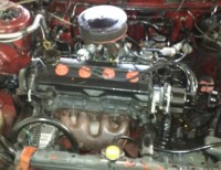 Toyota Corolla SR5 coupe 1988