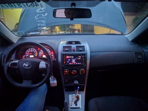 Toyota Corolla Tipo S Año 2013 Recien Importado