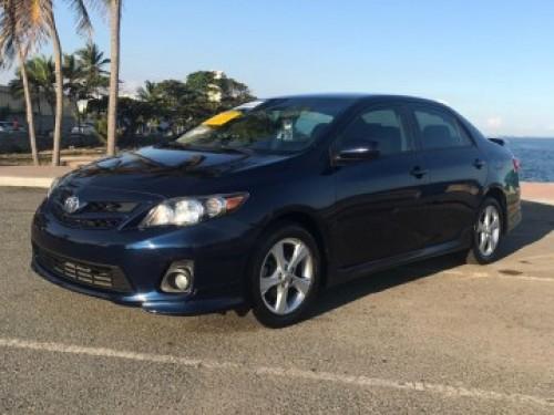 Toyota Corolla Type S 2013 Azul