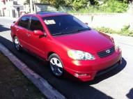 Toyota Corolla XRS 05