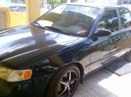 Toyota Corolla impecable 2001 y en excelentes condicione