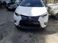 Toyota Corolla nuevo 2015