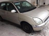 Toyota Duet 2003 Dorado Nitidoo