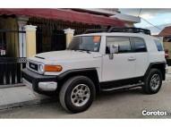 Toyota FJ Cruiser Limited 2012