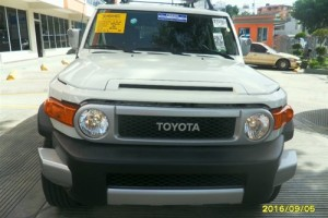 Toyota FJ Cruiser Trail Team 2012