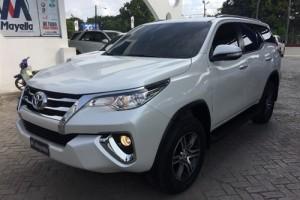 Toyota Fortuner 2017 - Auto Mayella