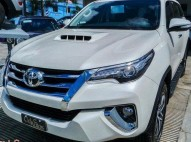 Toyota Fortuner 2017 nueva