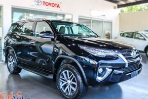 Toyota Fortuner SRV 2020