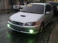 Toyota Glanza 2001 Turbo Gris