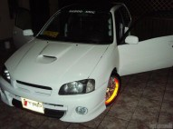 Toyota Glanza Blanco Turbo 2000 Santo Domingo