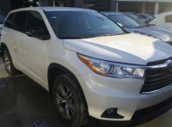 Toyota Highlander 2015 En Optimas Condiciones