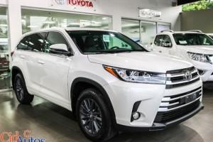 Toyota Highlander 4-Cilindro 2018