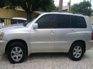 Toyota Highlander Limited 2002