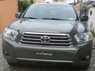 Toyota Highlander Limited 2011