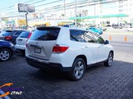Toyota Highlander Limited 2012