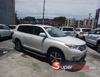 Toyota Highlander XLE 2013
