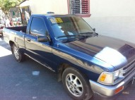 Toyota Hilux 1989 en muy buenas condiciones GLP