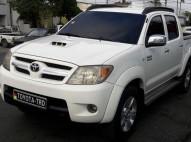 Toyota Hilux 2008 DIESEL blanca