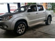Toyota Hilux 2008 FULL impecable