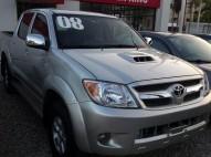 Toyota Hilux 2008 Gris