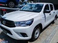 Toyota Hilux 2018 blanca