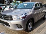Toyota Hilux 2018 gris