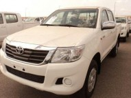 Toyota Hilux Blanco 2013